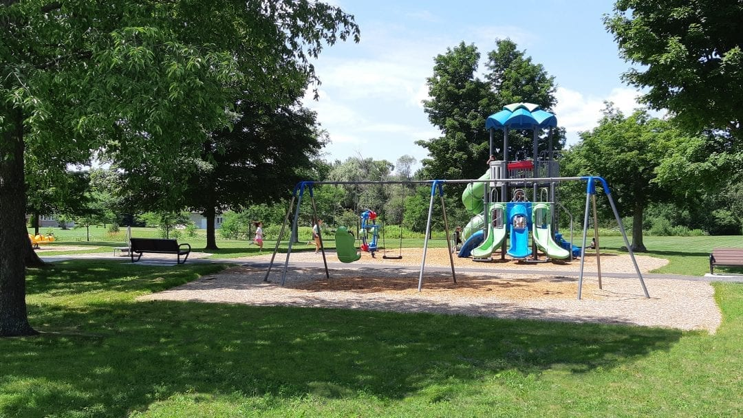 Greely West Park Playground