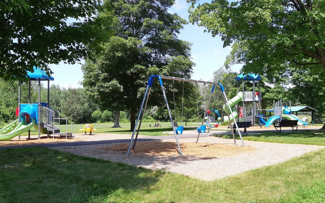 Greely West Park Upgrade – Official opening